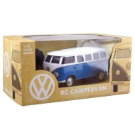 Radiografische VW Bus / RC VW Camper