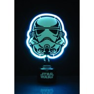 Stormtrooper Neon Lamp Star Wars Lamp