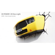 Stoere Auto Lamp Deco Light