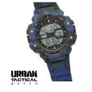 Urban Tactical Watch Blue