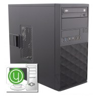 Yours Green Desktop PC